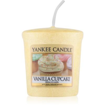 Yankee Candle Vanilla Cupcake mala mirisna svijeća
