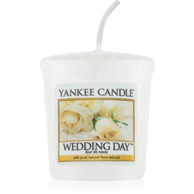 Yankee Candle Wedding Day votive candle
