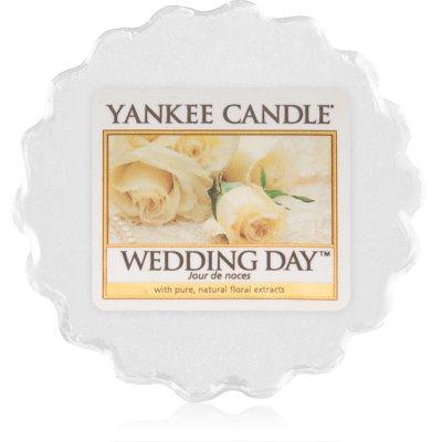 Yankee CandleWedding Day