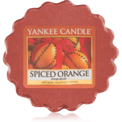 Yankee Candle Spiced Orange duftwachs für aromalampe