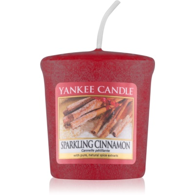 Yankee Candle Sparkling Cinnamon вотивна свещ
