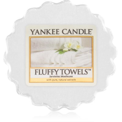 Yankee Candle Fluffy Towels vosk do aromalampy