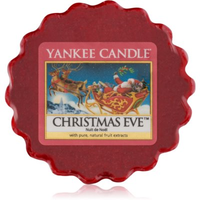 Yankee Candle Christmas Eve tartelette en cire
