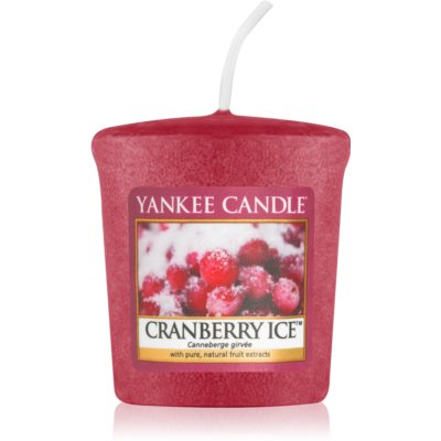 Yankee Candle Cranberry Ice вотивна свічка