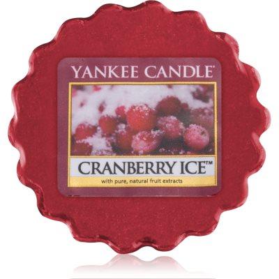 Yankee Candle Cranberry Ice duftwachs für aromalampe