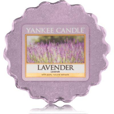 Yankee Candle Lavender cera per lampada aromatica