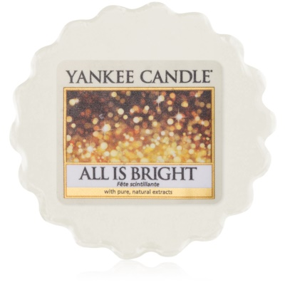 Yankee Candle All is Bright wosk zapachowy