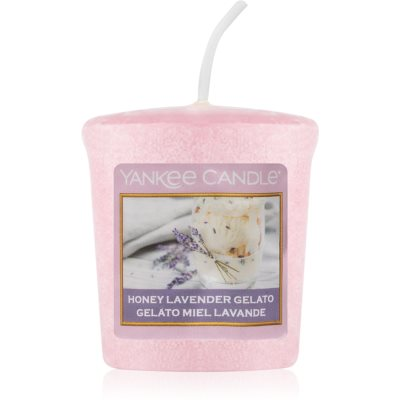 Yankee Candle Honey Lavender Gelato αναθυματικό κερί