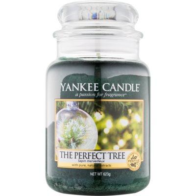 Yankee Candle The Perfect Tree doftljus Klassisk stor