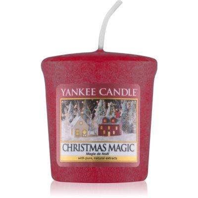 Yankee Candle Christmas Magic votívna sviečka