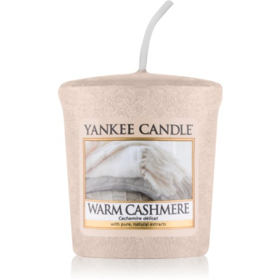 Yankee Candle Warm Cashmere вотивна свещ