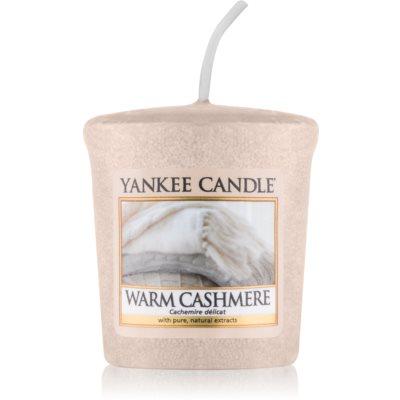 Yankee Candle Warm Cashmere mala mirisna svijeća