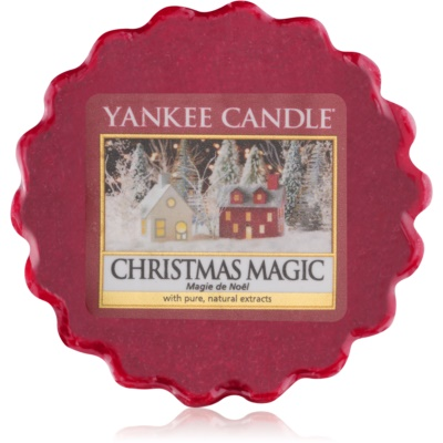 Yankee Candle Christmas Magic cera derretida aromatizante