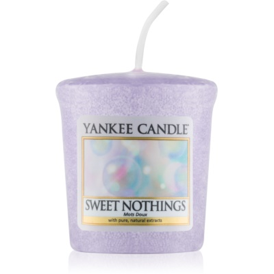 Yankee Candle Sweet Nothings velas votivas