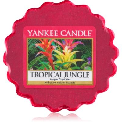 Yankee Candle Tropical Jungle cera derretida aromatizante