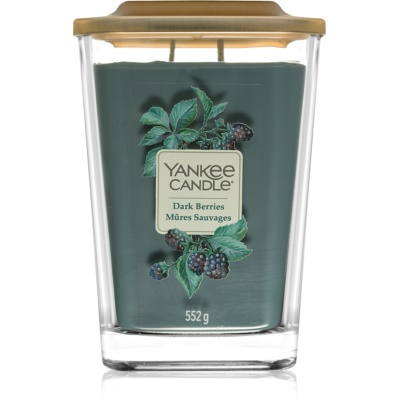 Yankee Candle Elevation Dark Berries duftkerze  große