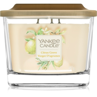 Yankee Candle Elevation Citrus Grove scented candle Medium