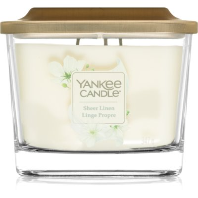 Yankee CandleElevation Sheer Linen