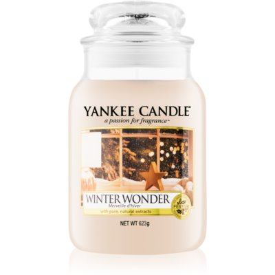 Yankee Candle Winter Wonder duftkerze  Classic groß