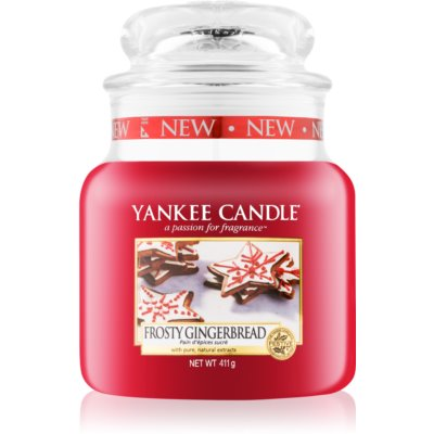 Yankee CandleFrosty Gingerbread