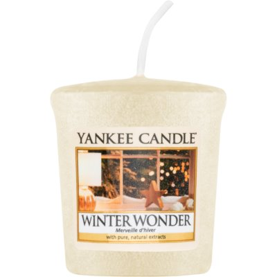 Yankee Candle Winter Wonder votive candle