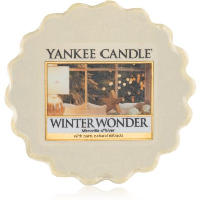 Yankee Candle Winter Wonder duftwachs für aromalampe