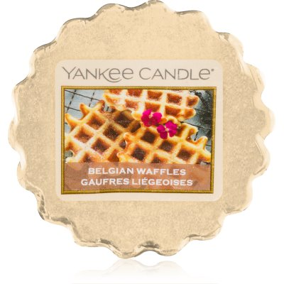 Yankee Candle Belgian Waffles vosk do aromalampy