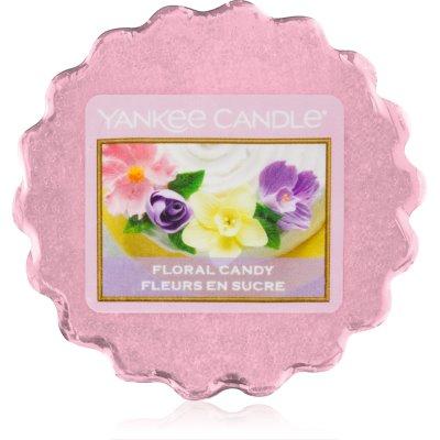 Yankee Candle Floral Candy cera per lampada aromatica