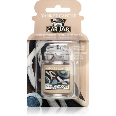 Yankee Candle Seaside Woods car air freshener
