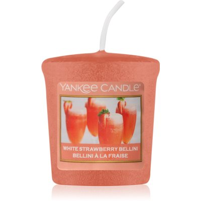 Yankee CandleWhite Strawberry Bellini