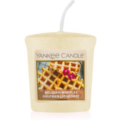 Yankee Candle Belgian Waffles candela votiva