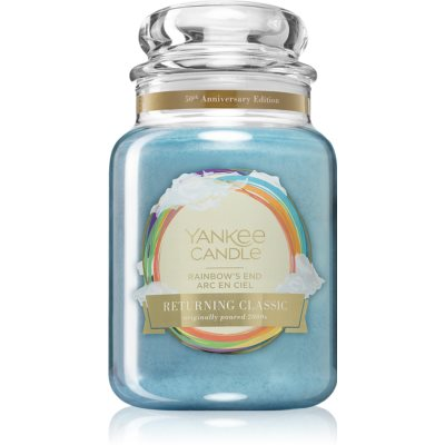 Yankee Candle Rainbow's End  Scented Candle  Classic Large