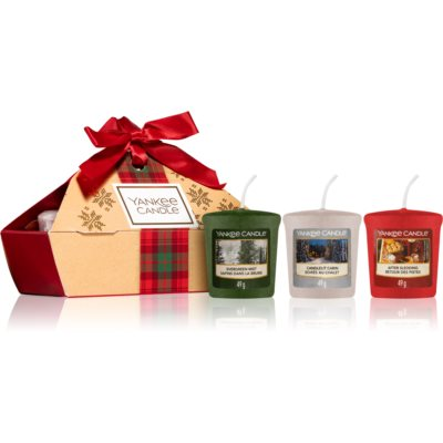 Yankee Candle Alpine Christmas coffret VII.