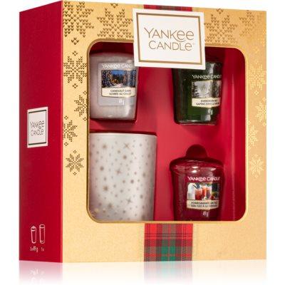 Yankee Candle Alpine Christmas ajándékszett XIV.