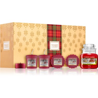 Yankee Candle Alpine Christmas coffret IX.