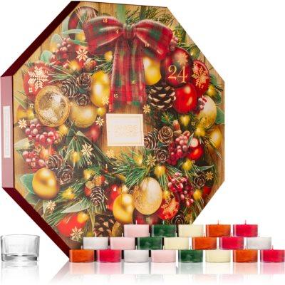 Yankee Candle Alpine Christmas adventný kalendár II.