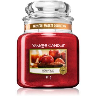 Yankee Candle Ciderhouse αρωματικό κερί Κλασικό μέτριο