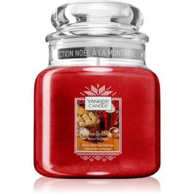 Yankee Candle After Sledding mirisna svijeća Classic srednja