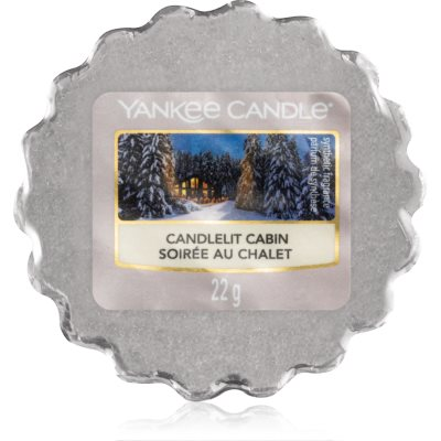 Yankee Candle Candlelit Cabin duftwachs für aromalampe