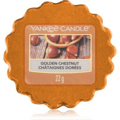 Yankee Candle Golden Chestnut tartelette en cire