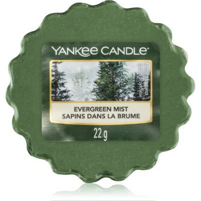 Yankee Candle Evergreen Mist віск для аромалампи
