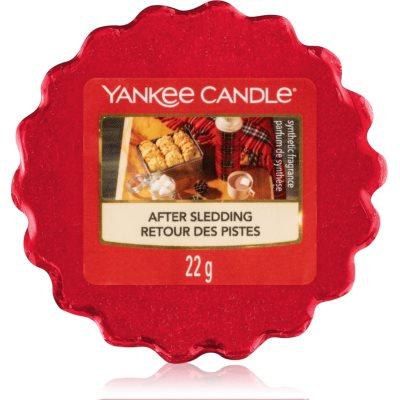 Yankee Candle After Sledding cera derretida aromatizante