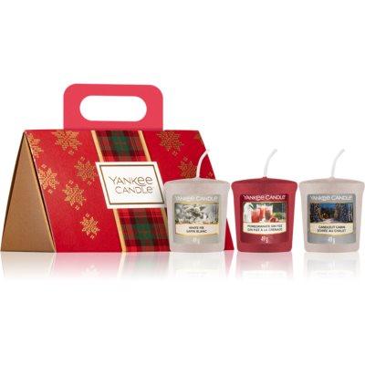 Yankee Candle Alpine Christmas dárková sada V.