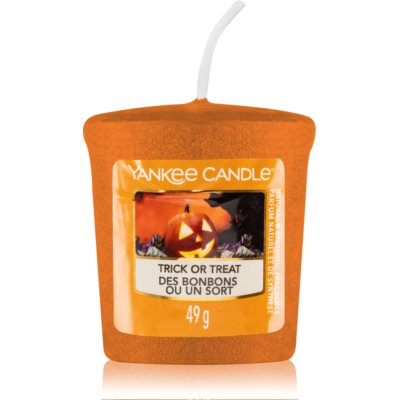 Yankee Candle Trick or Treat votive candle