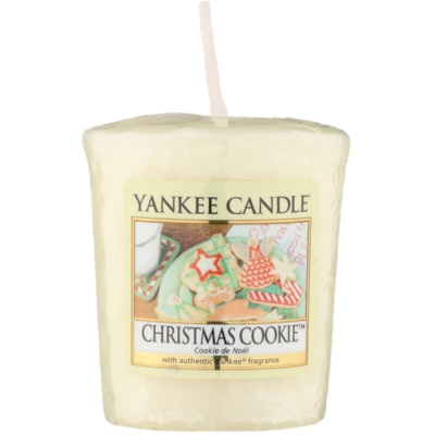 Yankee Candle Christmas Cookie vela votiva