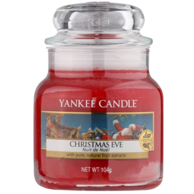 Yankee Candle Christmas Eve scented candle Classic Mini