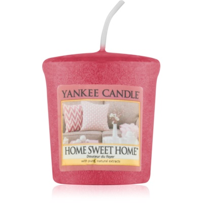 Yankee Candle Home Sweet Home votive candle
