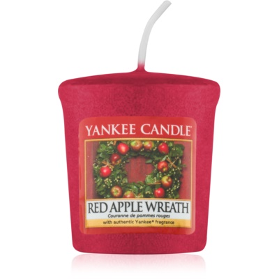 Yankee Candle Red Apple Wreath votivna sveča