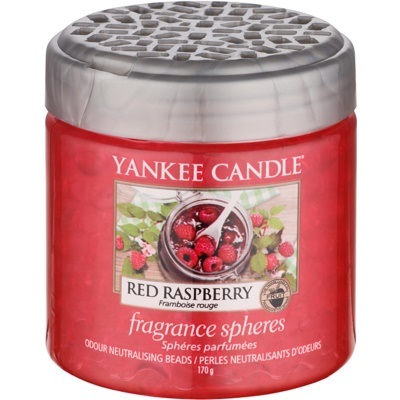 Yankee Candle Red Raspberry sphères parfumées