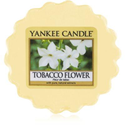 Yankee Candle Tobacco Flower ceară pentru aromatizator